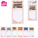 wholesale Drugstore & Beauty: memo magnet  boutique, 6-times assorted