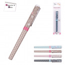 grossiste Stylos et crayons: stylo girly, 4-fois assorti