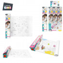 wholesale Gifts & Stationery: roll wire feeder  coloring 3m, 2-times assorted