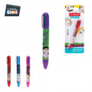Pen 4 colors 11cm, 4-times assorted