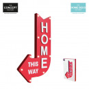 deco light home this way, 1-times assorted