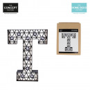 bright letter t, 1-times assorted