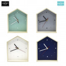 clock house, 4-times assorted