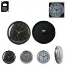 grossiste Horloges & Reveils: horloge  silencieuse 35cm, 1-fois assorti