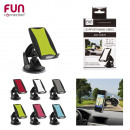 Support mobile  phone car, 6-times assorted