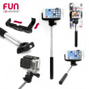 Telescopic arm for camera and smartphone-1 faith
