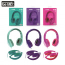 b headphones  flashy, 3-times assorted