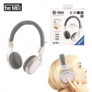 wholesale Consumer Electronics: bluetooth headset  b touch white, 1-times assorted