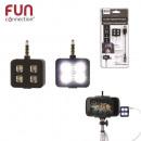 mayorista Informatica y Telecomunicaciones: flash de LED  autofoto para 4, 1 vez surtido