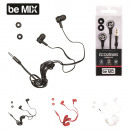 wholesale Crockery: Earphones flat  cable, 3-times assorted