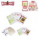 wholesale Toys: sided card game  euro or dollar x54, 2-times asso