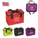 wholesale Bags & Travel accessories: freshness lunch  bag, 4-times assorted