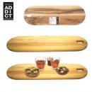 grossiste Ustensiles de Cuisine: planche de  presentation  acacia, 1-fois ...
