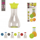 wholesale Houshold & Kitchen: 1.2l carafe and  juicer, 4-times assorted
