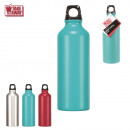 wholesale Children Dishes: metal water bottle  500ml, 3-times assorted
