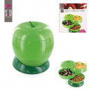 wholesale Cleaning: cup apple fan, 1-times assorted