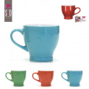 espresso cup 12cl, 3-times assorted