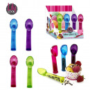 ice spoon handle  gluttony, 4-times assorted