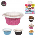 wholesale Gifts & Stationery: baking tray  muffins x20, 3-times assorted