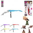wholesale Kitchen Gadgets: corkscrew Double  fun detente, 4-times assorted