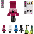 wholesale Heating & Sanitary: plastic wine cork  lever x2, 4-times assorted