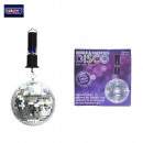 wholesale Baby Toys: 20cm mirror ball  with motor, 1-times assorted