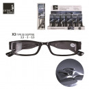 wholesale Drugstore & Beauty: LED reading  glasses, 3-times assorted