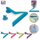 wholesale Kitchen Electrical Appliances: squeegee suction  cup window, 4-times assorted