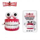 grossiste Farces et attrapes: dentier mecanique, 1-fois assorti