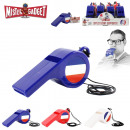 wholesale Toys: giant bear  whistle, 3-times assorted