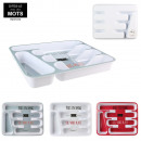 wholesale Organisers & Storage: cutlery tray, 3-times assorted