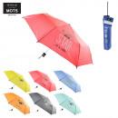 groothandel Tassen & reisartikelen: opvouwbare  paraplu, 6 maal geassorteerd