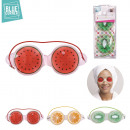 fruit mask eyes, 3-times assorted