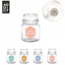 50cl jar, 4-times assorted