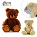 wholesale Dolls &Plush: teddy bear 50cm, 2-times assorted