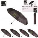 Großhandel Taschen & Reiseartikel: Regenschirm Worte, 4-Zeit sortiert