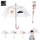 budki parasol  dziecko, 3-krotnie mieszany