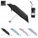 ingrosso Borse & Viaggi: pieghevole mini  ombrello 17cm, 4 volte assortito