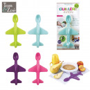 spoon x2 plane, 2-times assorted