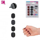 wholesale Drugstore & Beauty: magnet x4 nails, 1-times assorted