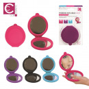 wholesale Drugstore & Beauty: magnifying mirror, 4-times assorted