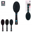 wholesale Haircare: round brush, 3-times assorted