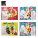 ingrosso Borse & Viaggi: shopping bag  50x42x22cm ricetta 3 colori, 3 volte