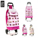 wholesale Kids Vehicles: adult trolley, 2-times assorted