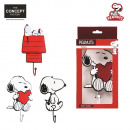 ingrosso Home & Living: patere Snoopy, 3 volte assortito