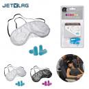 Großhandel Taschen & Reiseartikel: Augenmaske mit  zwei Paar Ohrstöpsel 2-mal
