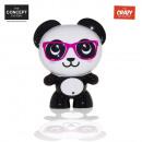 groothandel Figuren & beelden: sculptuur gek  panda gm, 1-time geassorteerd
