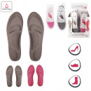 wholesale Drugstore & Beauty: relaxing sole pair x1, 2-times assorted