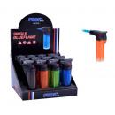 groothandel Aanstekers: Lichter Electr.  Blue Flame Turbo Sturmfeuerzeug