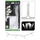 Großhandel Lichterketten: 10er LED  Lichterkette weiß kaltweiß